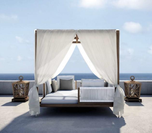 Кровать Smania Amalfi