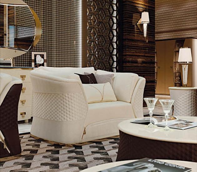 Кресло Turri Vogue