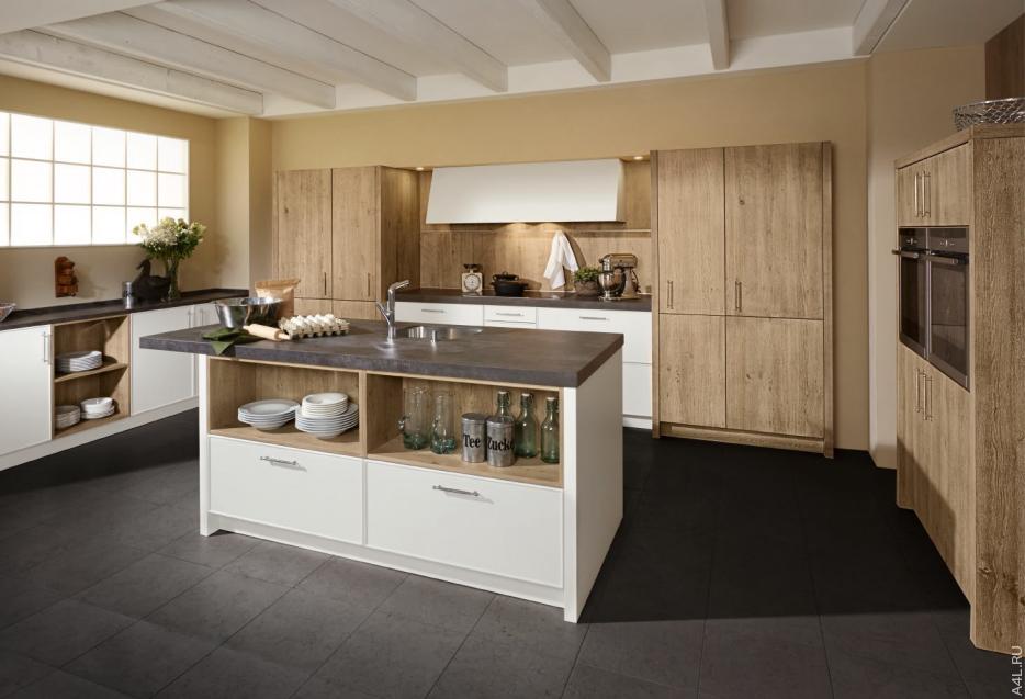 Кухонный гарнитур BEECK Küchen Finess A Kent L