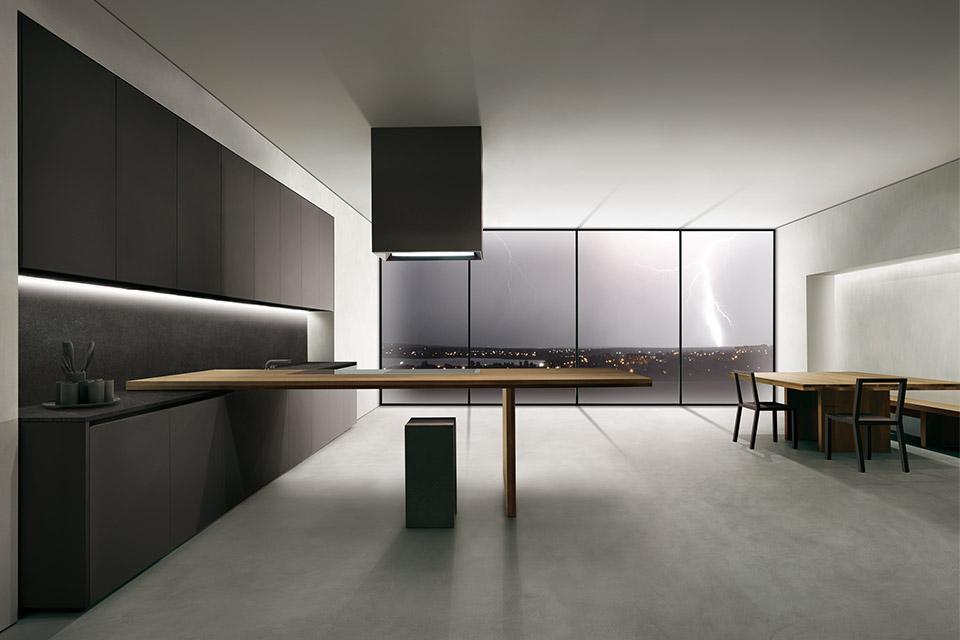 Кухонный гарнитур MK Cucine 023 2