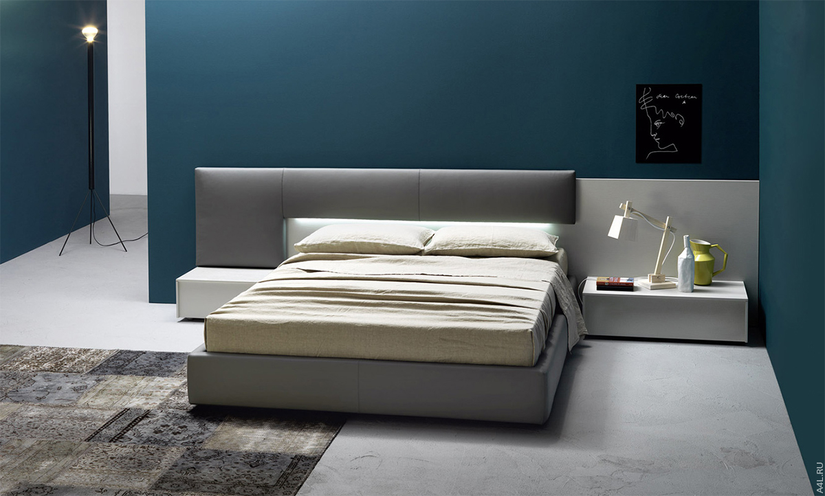 Кровать SanGiacomo Dedalo
