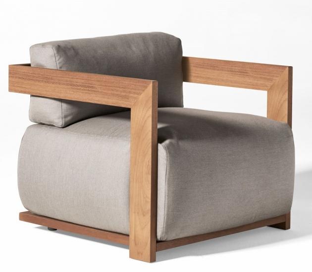 Кресло Meridiani Claud Open Air
