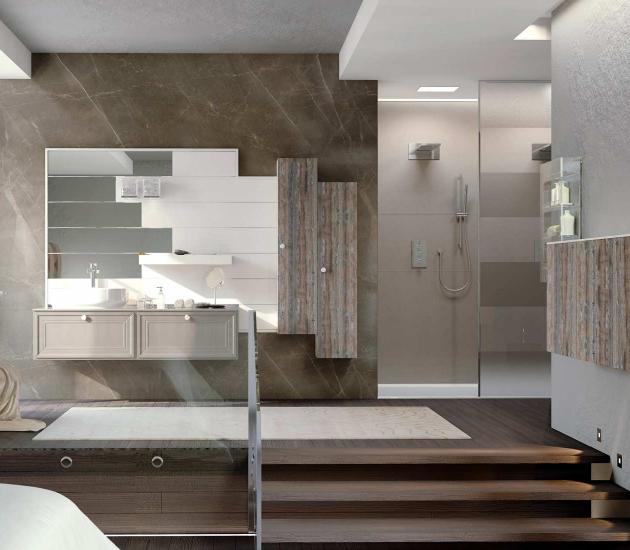 Гарнитур для ванной Arcari Venezia