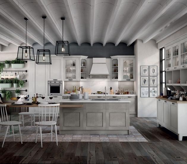 Кухонный гарнитур Stosa Virginia