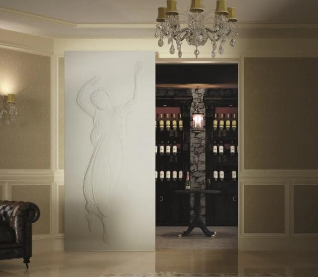 Дверь Aleph Opera Cammeo (Masterpiece)