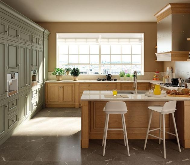 Кухонный гарнитур FM Bottega Boston