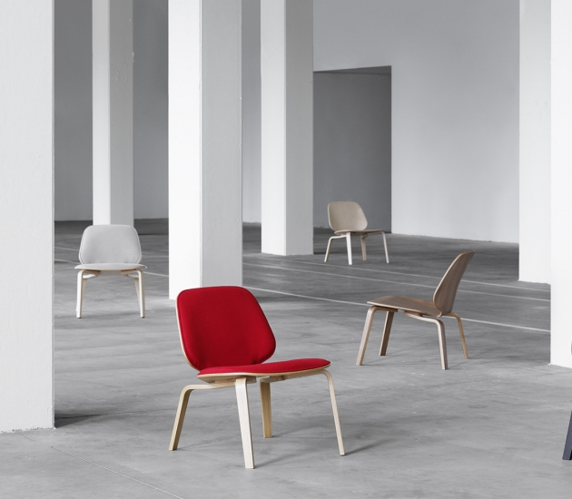 Стул Normann Copenhagen My Chair