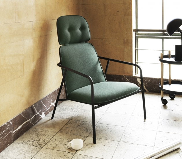 Кресло Normann Copenhagen Pad Lounge