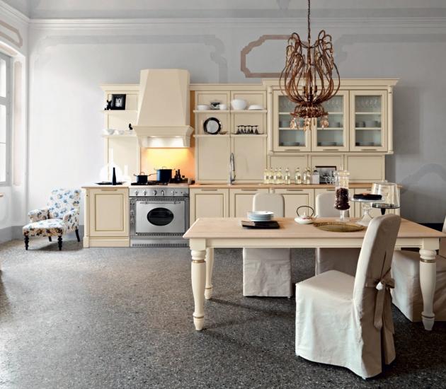 Кухонный гарнитур Cesar Elite Aristocratic charm