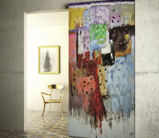Дверь Aleph Opera Dipinto (Masterpiece)