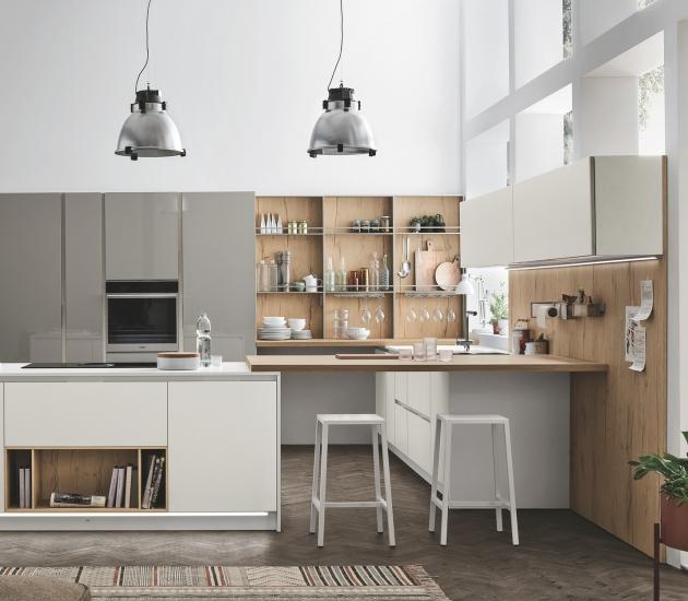 Кухонный гарнитур Stosa Alevé