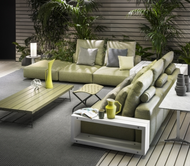 Диван Flexform Grandemare Outdoor