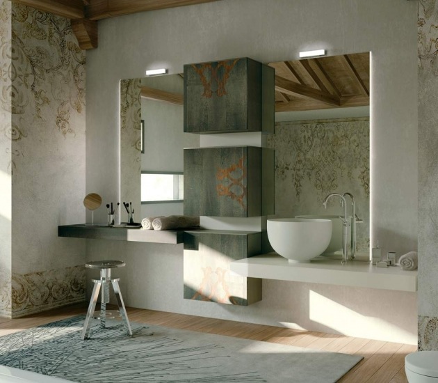 Ванная комната Arcari Vintage Trento