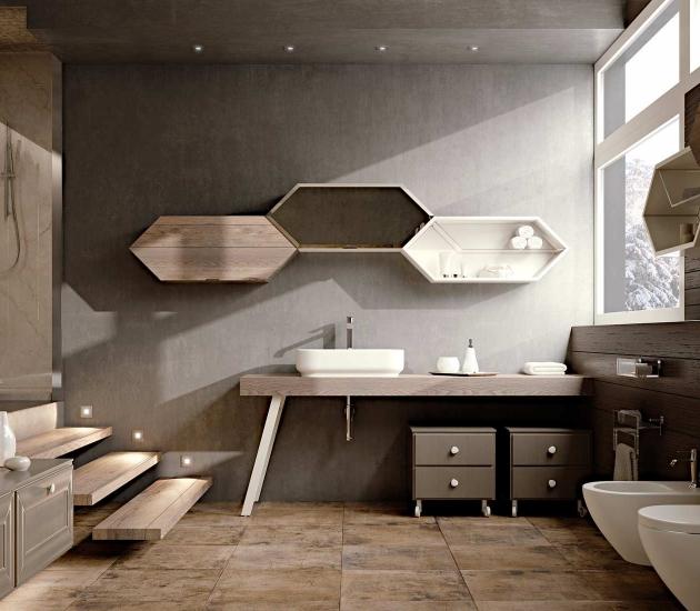 Ванная комната Arcari Diamante