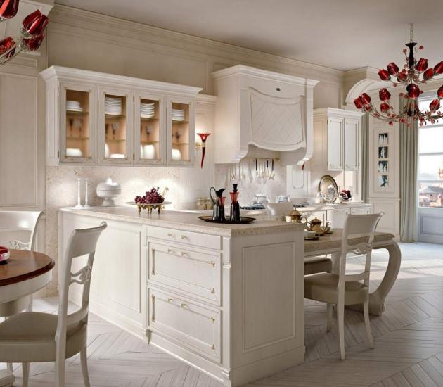 Кухонный гарнитур Arcari Siena