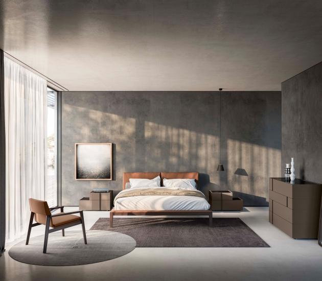 Кровать Jesse BelAmi