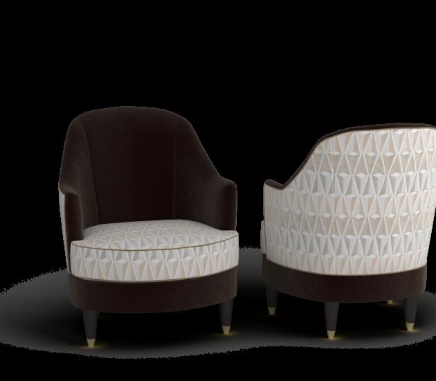 Кресла LCI Vanity V018L