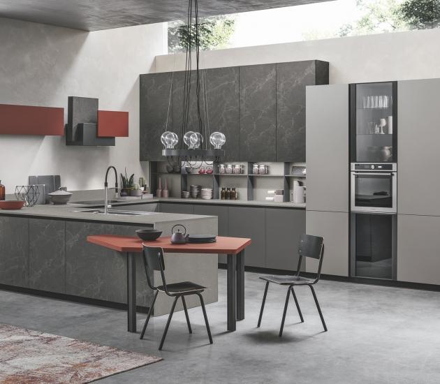 Кухонный гарнитур Stosa Metropolis