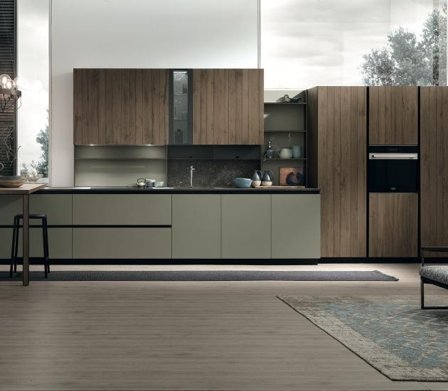 Кухонный гарнитур Stosa Natural