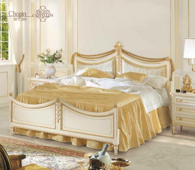 Кровать Angello Cappellini Chopin