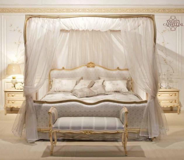 Кровать Angello Cappellini Strauss