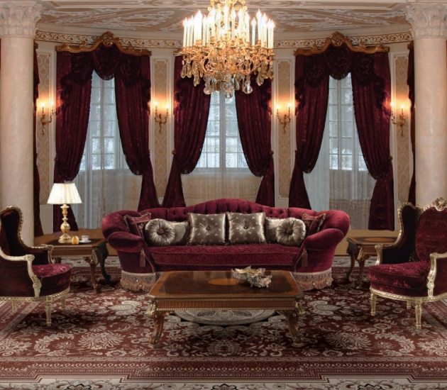 Спальный гарнитур Angelo Cappellini Balestrieri