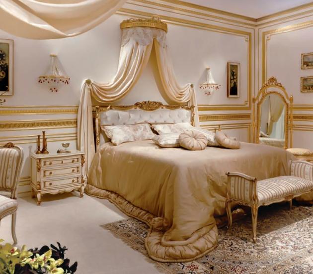 Спальный гарнитур Angelo Cappellini Schumann