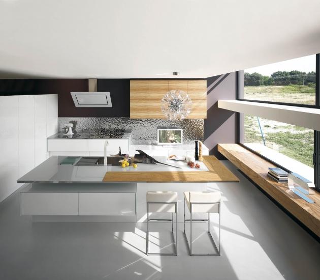 Кухонный гарнитур Aster Cucine Contempora 10