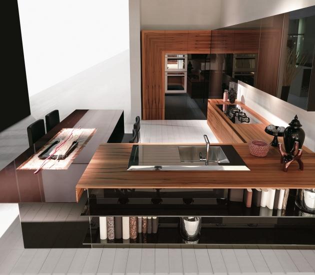 Кухонный гарнитур Aster Cucine Contempora 12