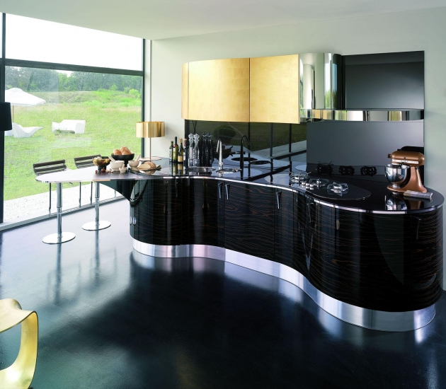 Кухонный гарнитур Aster Cucine Domina 1