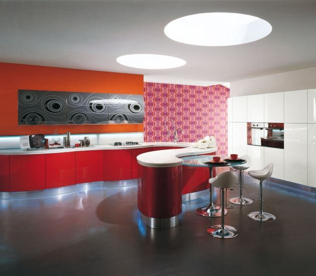 Кухонный гарнитур Aster Cucine Domina 6