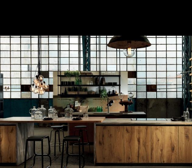 Кухонный гарнитур Aster Cucine Factory 2