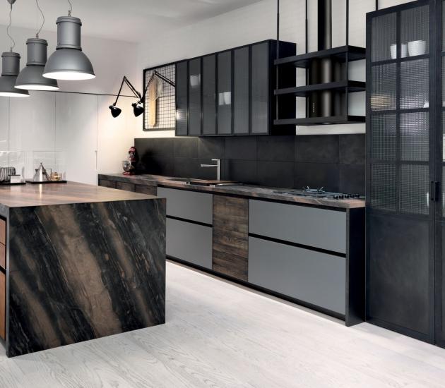Кухонный гарнитур Aster Cucine Factory 3