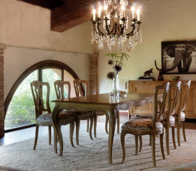 Столовый гарнитур Bamax Fiocco di Seta