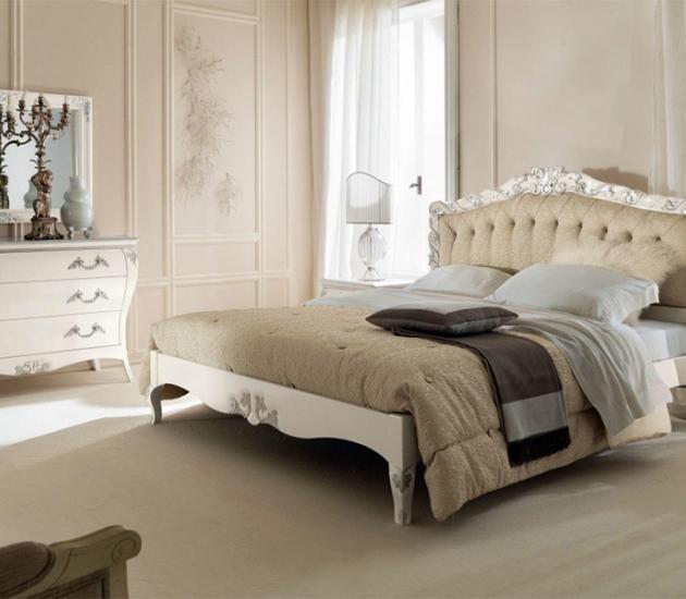 Спальный гарнитур Bamax Magnolia Laccato Bianco