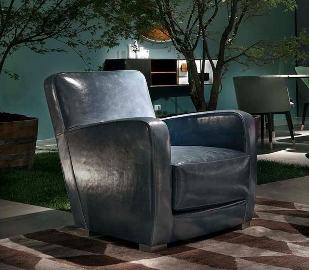Кресло Baxter Berlino