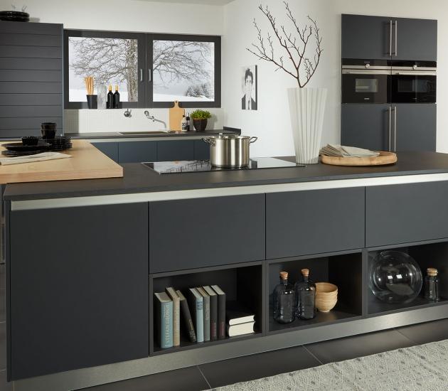 Кухонный гарнитур Beeck Kuchen Kristall M