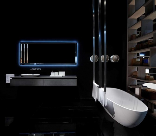 Ванная RiFRA K.FLY Vanity in Black Cement