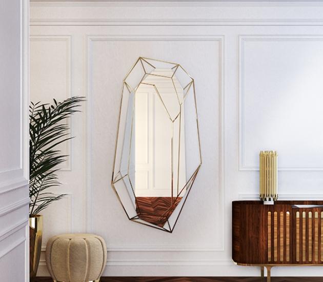 Зеркало Essential Home Diamond
