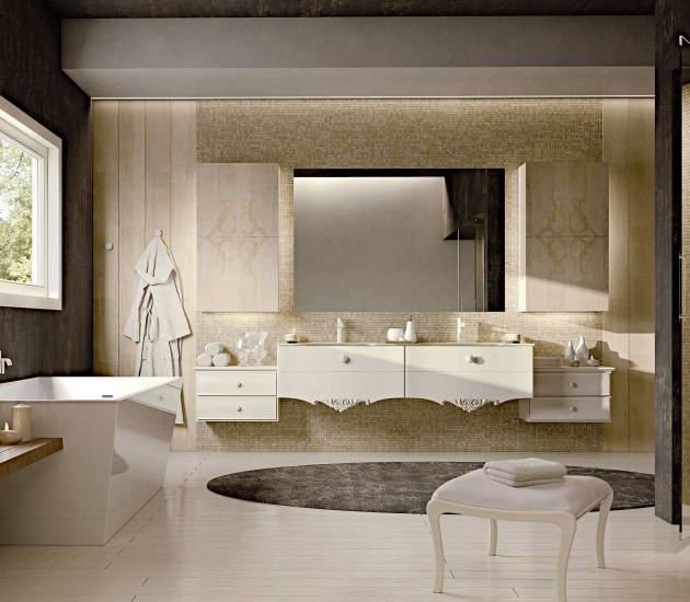 Ванная комната Arcari Tamigi