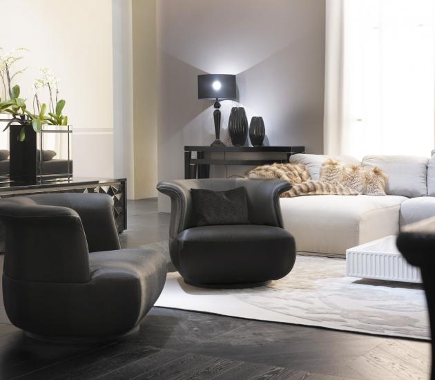 Кресло Fendi Casa Calyx