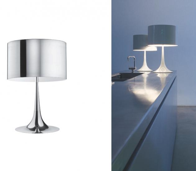 Настольная лампа Flos Spun Light