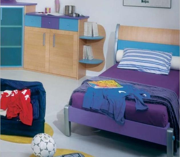Комплект детской мебели FORNI