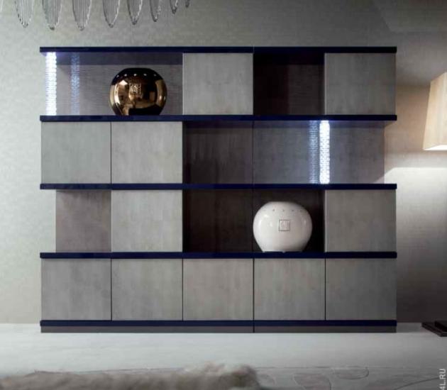 Книжный шкаф Giorgio Collection Alchemy 680/40, 680/50