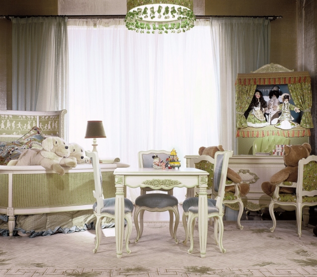 Комплект детской мебели Jumbo Collection Charles Junior