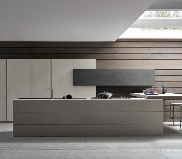 Кухонный гарнитур Modulnova Twenty Resina