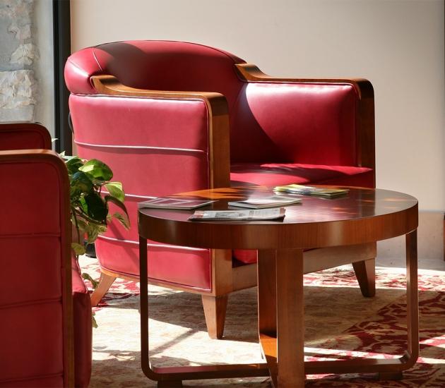 Кресло Morelato `900 Milano