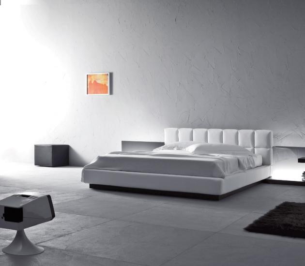 Кровать Pianca Cubic