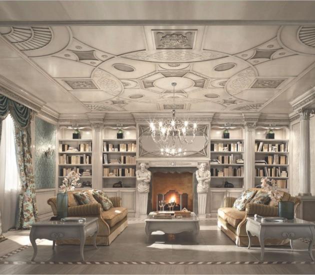 Гостиный гарнитур Pregno Way of Life - White Room