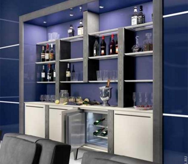 Мини-бар Vismara Bespoke Open Bar